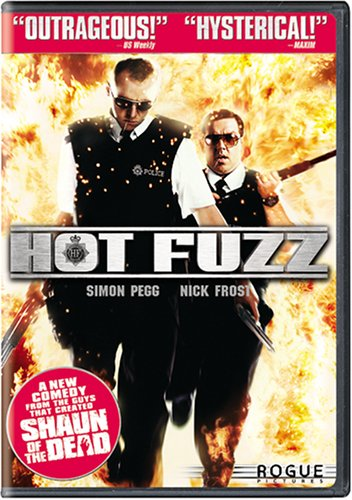 Hot Fuzz / Типа крутые легавые (2007)