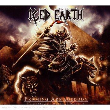 Iced Earth - Framing Armageddon: Something Wicked Pt. 1 - Zortam Music