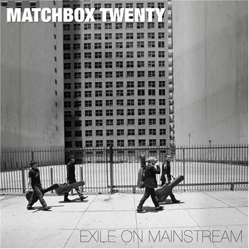 Matchbox 20 Bright Lights Bathroom Window: Exile On Mainstream Album