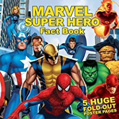 Marvel Super Hero Fact Book