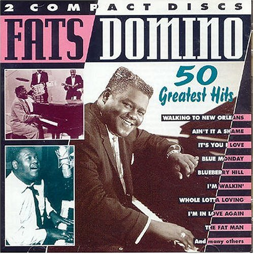 Fats Domino - 25 Rolling Oldies, Vol. 2 - Zortam Music