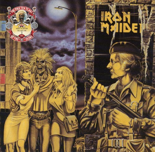 Iron Maiden - Women in uniform/Twilight zone [Vinyl LP] - Zortam Music