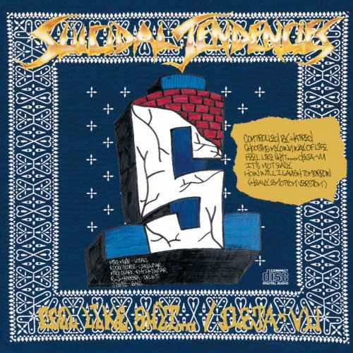 Suicidal Tendencies - Feel Like Shit Deja Vu Controlled by Hatred - Zortam Music