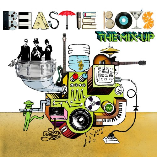 The Beastie Boys - The Mix-Up - Zortam Music