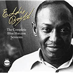 Boyd : The Complete Blue Horizon Sessions