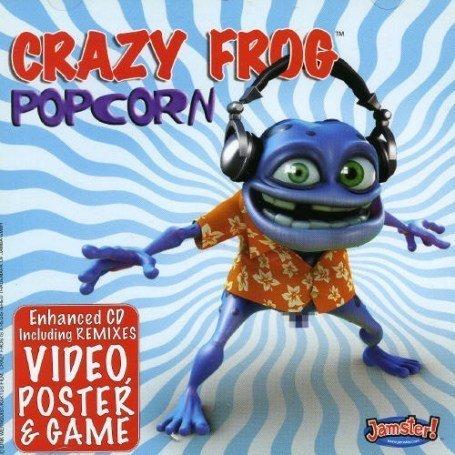 Crazy Frog - Popcorn - Zortam Music