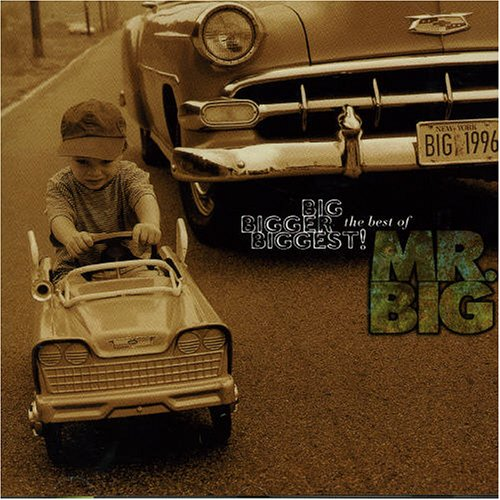 Mr. Big - Big, Bigger. Biggest - The Best Of - Zortam Music