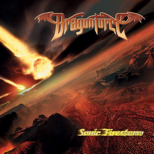 Dragonforce - Above the winter moonlight Lyrics - Zortam Music