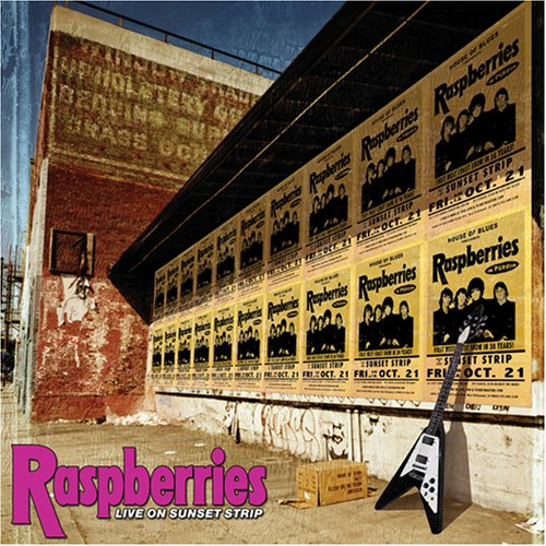 Original album cover of Live on Sunset Strip (Deluxe Version) by The Raspberries