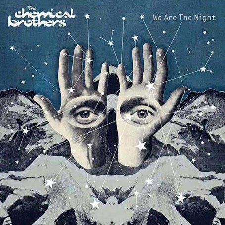 Original album cover of We Are the Night by The Chemical Brothers