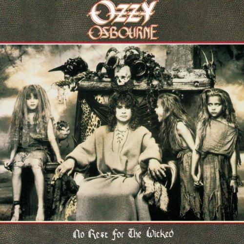 Ozzy Osbourne - No Rest for the Wicked (Exp) - Lyrics2You