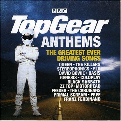 Various - Top Gear Anthems - Zortam Music