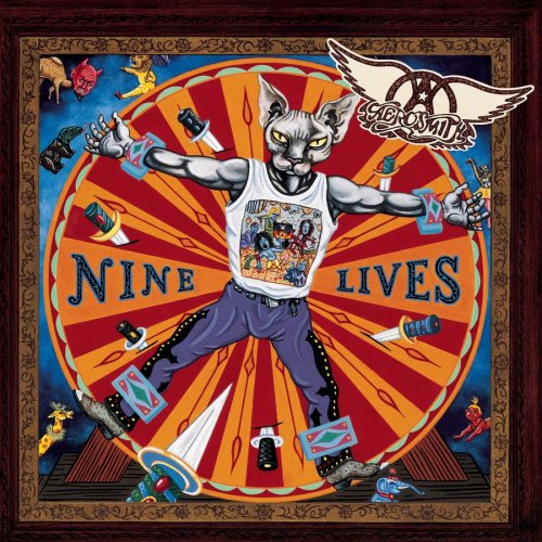 Aerosmith - Nine Lives [ENHANCED CD] - Lyrics2You
