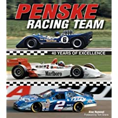 Racing Book Penske Racing Team