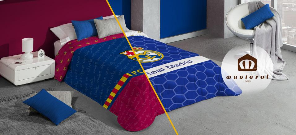 Masm rebajas ropa de cama manterol real madrid barcelona - Ropa de cama barcelona ...