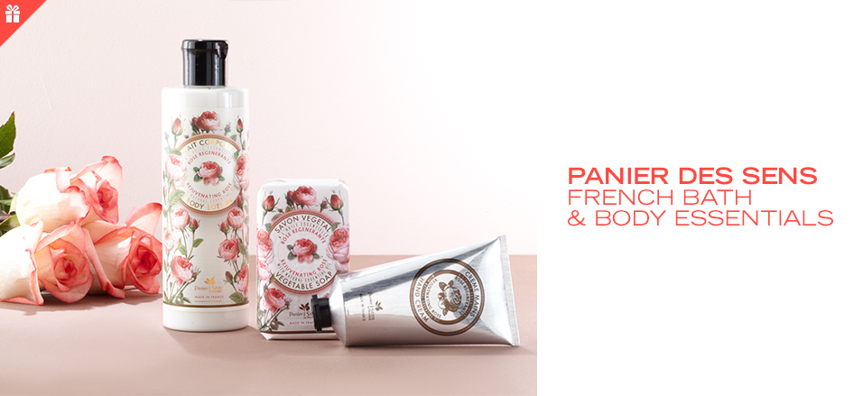Panier des Sens: French Bath & Body Essentials